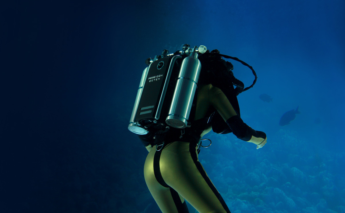 Poseidon diving systems launches new rebreather website - Dive system shop ...
