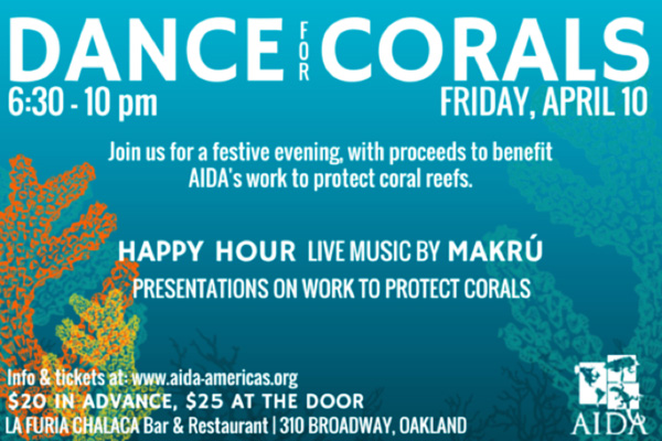 Dance For Corals, Oakland