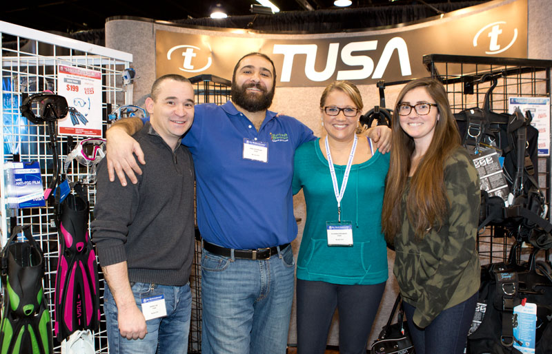 Rami, Allison, and the team from TUSA