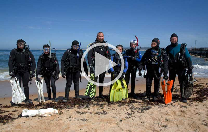 A Merited Achievement: Boy Scouts From Troop 73 Earn PADI ...