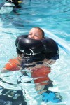 Cooper Hochman 4089 100x150 Scuba Camp: A unique dive opportunity for kids