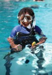 Joaquin Robinett 4061 105x150 Scuba Camp: A unique dive opportunity for kids