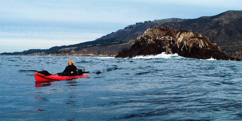 Big Sur: Kayak Diving Lobos Rocks is a Rewarding Adventure