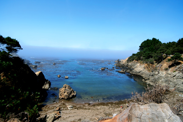 Stillwater Cove, Sonoma County