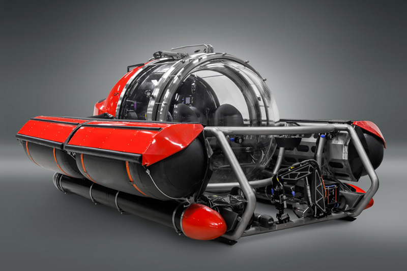 C-Explorer Submersible