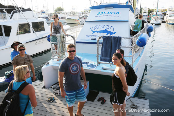 Kona Diving Company >> Diving Hawaii S Big Island With Kona Diving Company An Exceptional