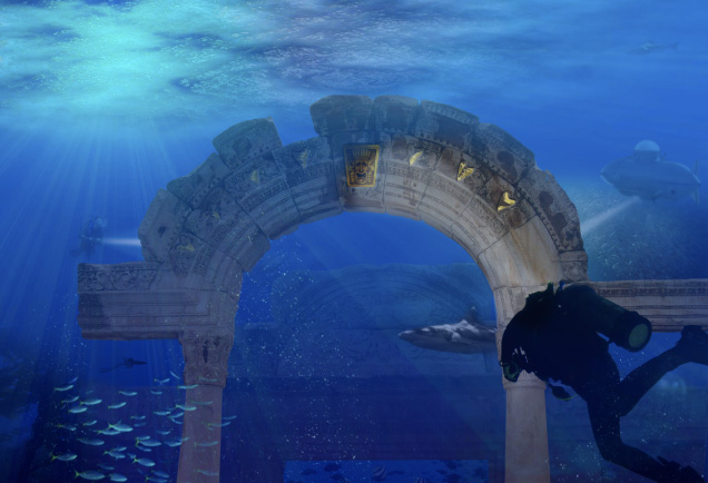 Reef-Worlds-Underwater-Arch