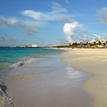 The beaches on Aruba are some of the best in the Caribbean
