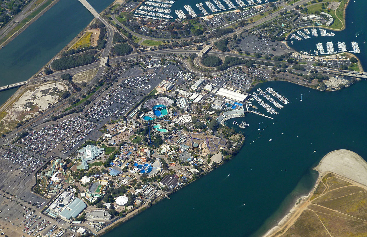 San Diego Sea World. Image: Creative Commons