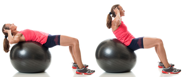 Off the list: Fitness Balls