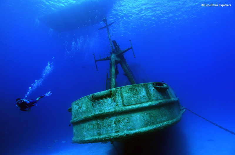 The Kittiwake Connection Grand Cayman Submarine Wreck Has