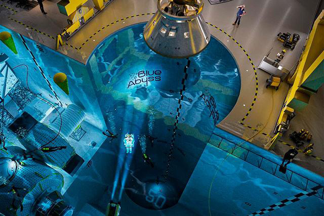 World S Deepest And Largest Indoor Pool Planned In The Uk California Diver Magazine